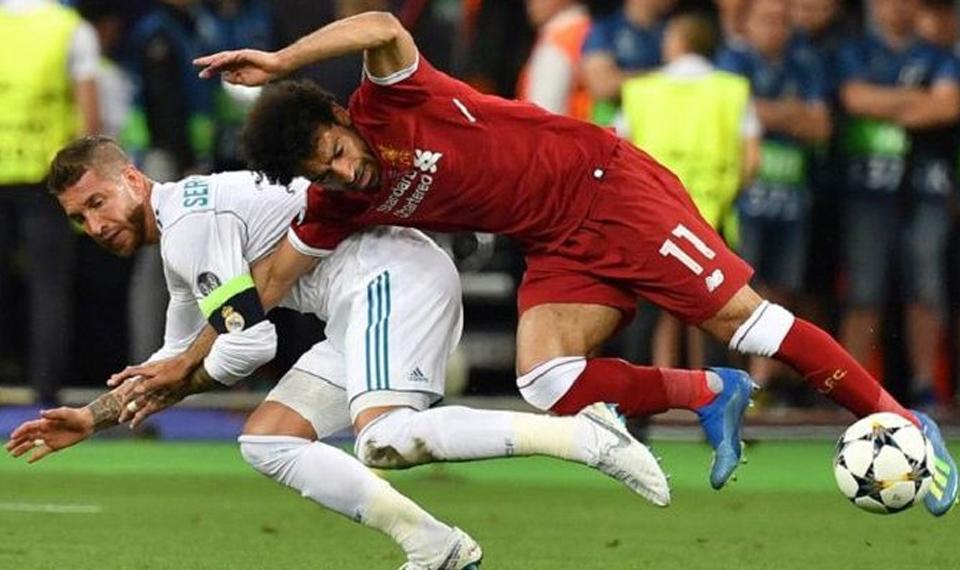 Mohamed Salah Turun Perdana Saat Melawan Rusia