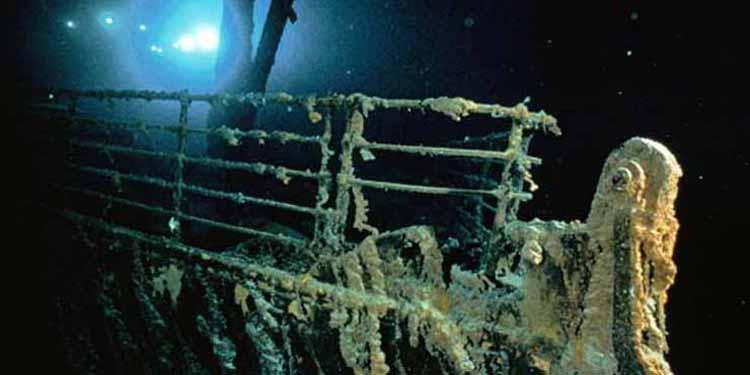 Wisata Selam ke Bangkai Kapal Titanic Dibanderol Rp 1,4 Miliar