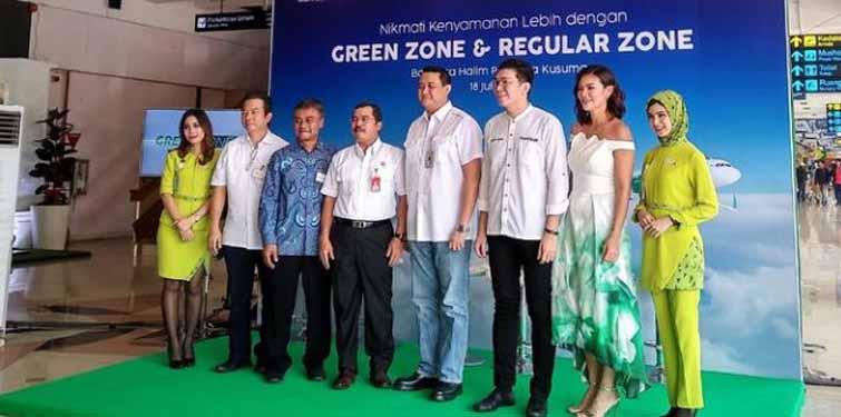 Citilink Manjakan Penumpang dengan Fasilitas Green Zone Tambahan