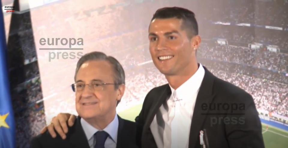 Real Madrid & Juventus capai kesepakatan transfer Ronaldo