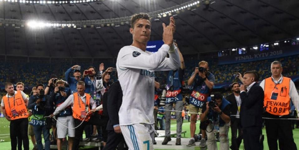 Ronaldo tolak kontrak 200 juta euro dari Liga Super China