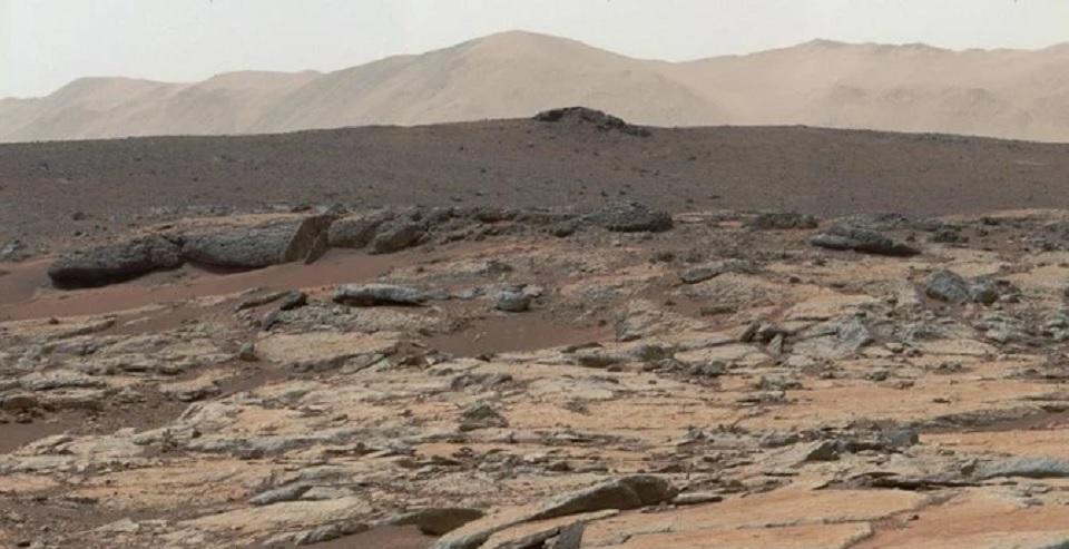 Peluang Kehidupan di Mars Meningkat