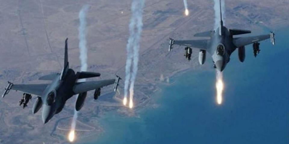 Gempuran Pesawat Koalisi Bunuh 14 Militan ISIS di Kirkuk