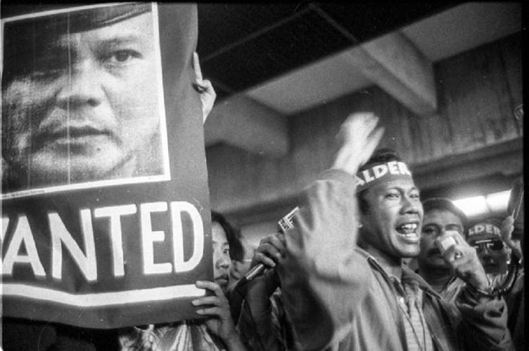 AS Rilis Dokumen Rahasia tentang Penghilangan Aktivis 1998
