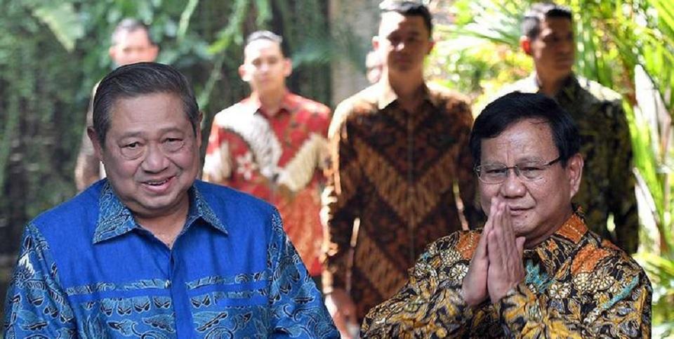 Akhir Pencarian Koalisi SBY Berlabuh di Kertanegara