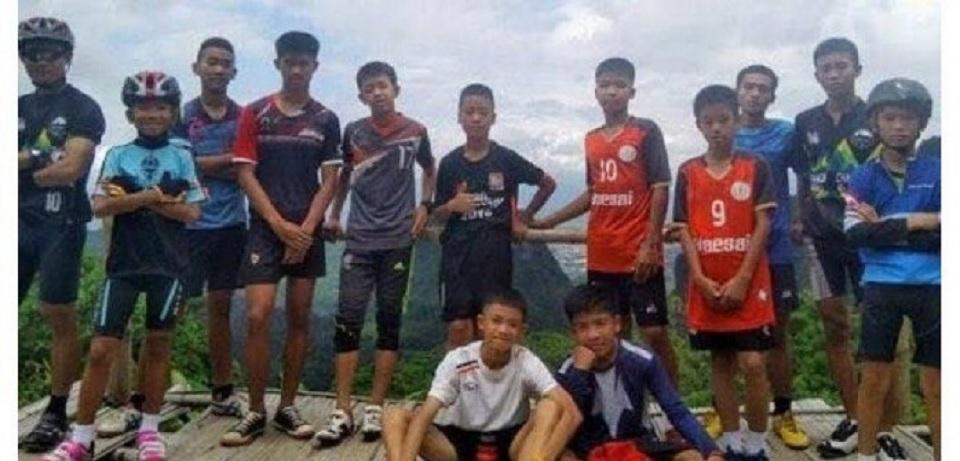 Kondisi 'merah' pemain sepak bola Thailand kini semakin membaik
