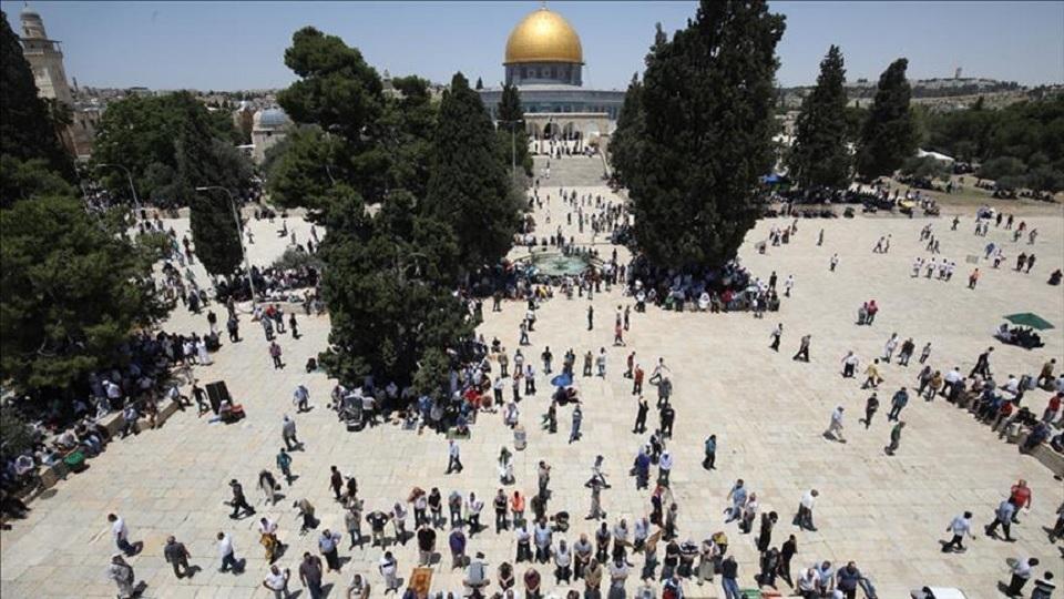 Mufti Besar Yerusalem Ingatkan Serbuan Warga Yahudi akan Picu Perang Agama