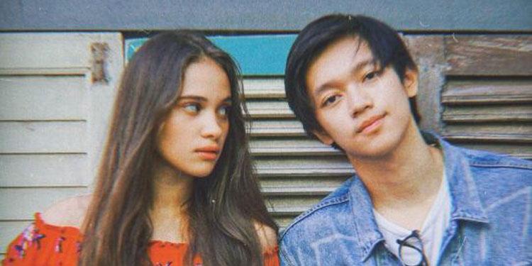 Brandon Salim Pacaran dengan Aurora Ribero