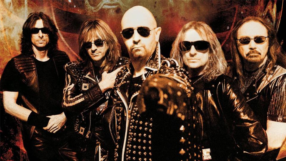 Konser Judas Priest 'Kado' untuk Jokowi