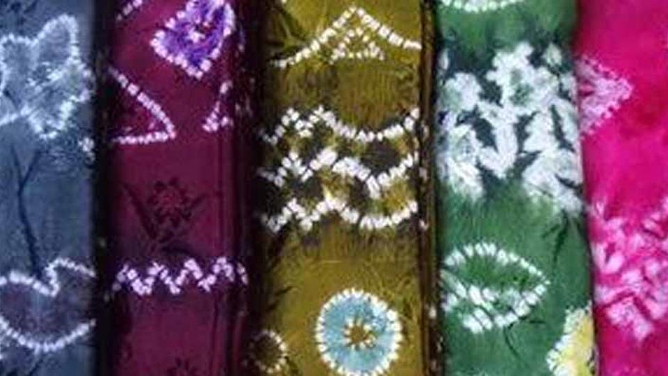 Kain Sasirangan, Khas Adat Suku Banjar