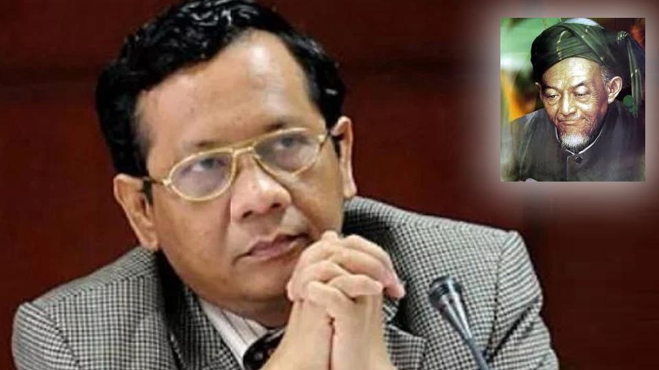 Mahfud MD Penerus KH Hasyim Asy'ari
