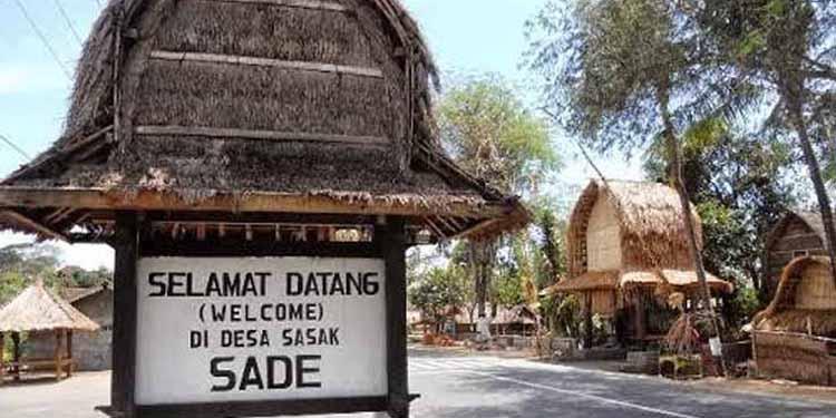 Ingin Wisata Masa Lalu, Datanglah ke Desa Sade Lombok
