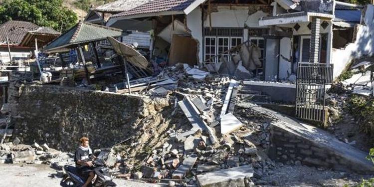 Duh, Gempa Lagi Guncang Lombok