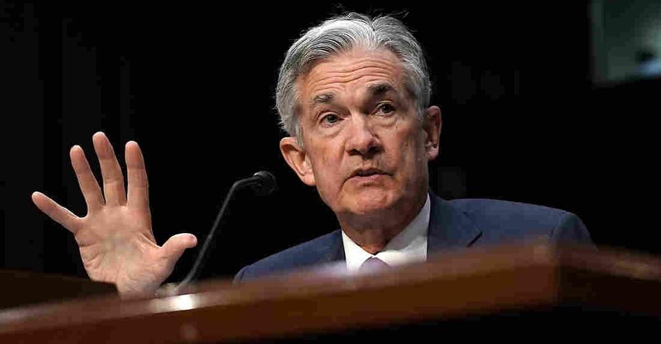 Bank Sentral AS Pertahankan Suku Bunga Acuan