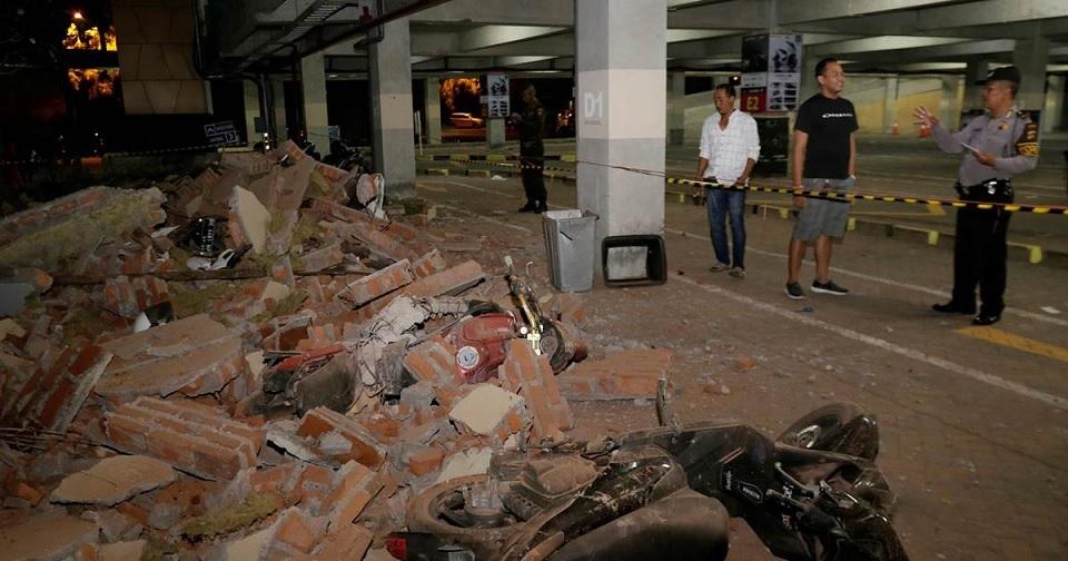 Jumlah Korban Tewas Meningkat Jadi 91, 209 luka-luka