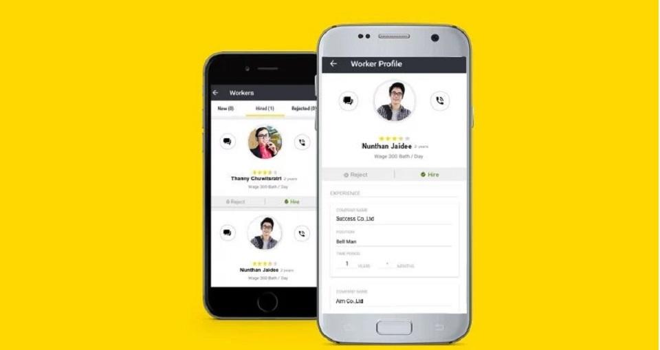 Helpster, Platform untuk Pencari Kerja  Sementara di Asia Tenggara