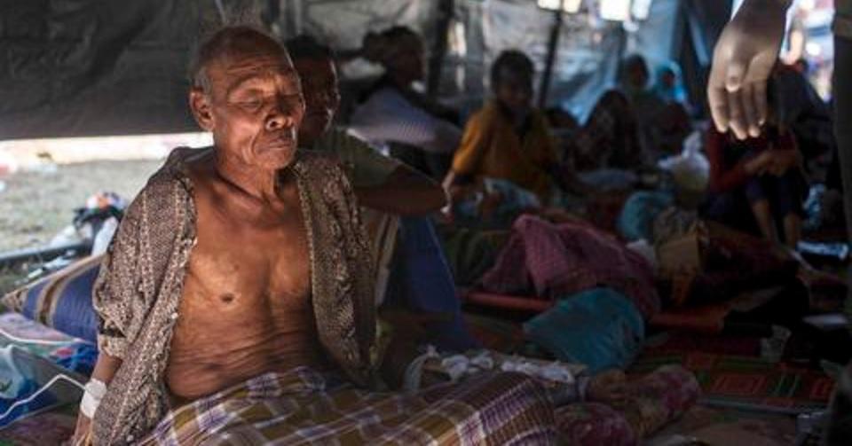 Update: Korban tewas akibat gempa di Lombok naik menjadi 98
