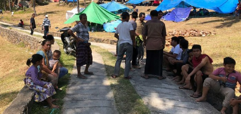 Warga Berharap Bantuan, bukan Sekadar Tur para Politisi