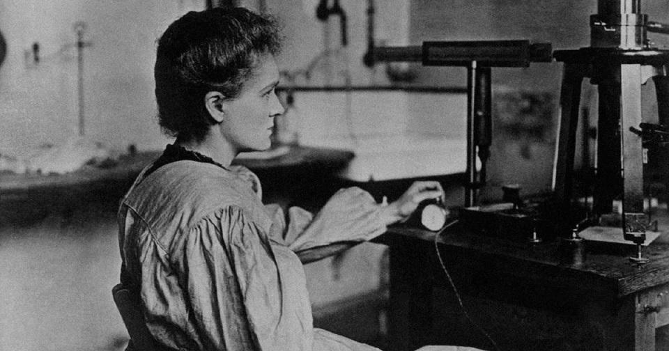 Marie Curie Terpilih Jadi Wanita Paling Berpengaruh Dalam Sejarah