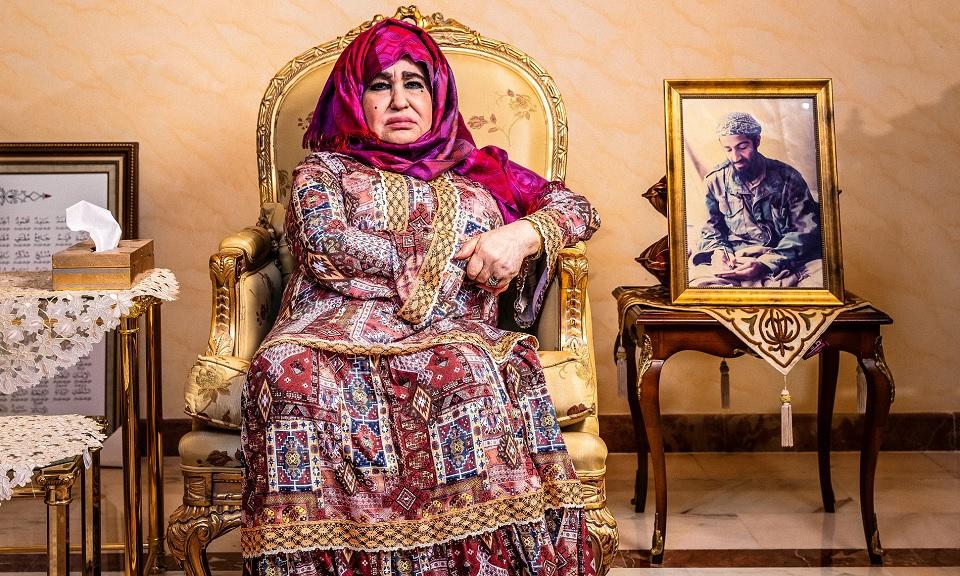 Lebih Dekat dengan Ibunda Osama bin Laden