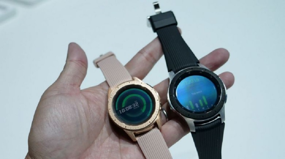Samsung Umumkan Smartwatch  dan Smartspeaker Baru