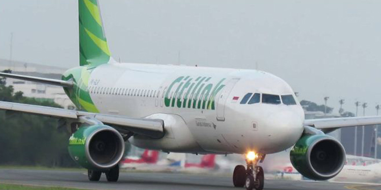 Citilink Siapkan Prosedur New Normal Penerbangan Mulai 1 Juni 2020