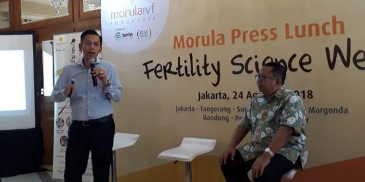 Klinik Morula IVF Bantu Pasutri yang Lama Punya Anak dengan Bayi Tabung