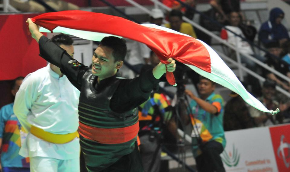 Presiden Jokowi Optimistis Target Asian Games 2018 Tercapai