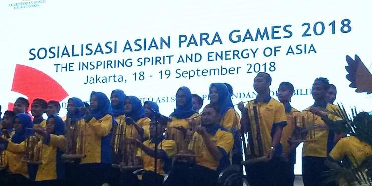 Mensos: Penyelenggaraan Asian Para Games Wujud Pemenuhan Hak Penyandang Disabilitas