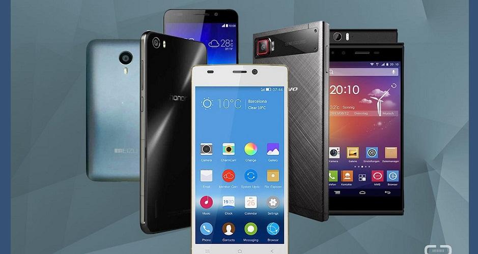 China Dominasi Vendor Ponsel Pintar Papan Atas