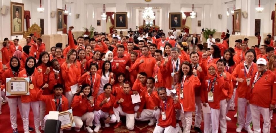 Atlet Peraih Medali Bebas Pilih Mau Jadi PNS, TNI atau Polri