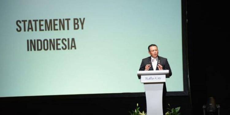 Sidang AIPA, Ketua DPR Bambang Soesatyo:  ASEAN  harus  Menjaga  Iklim Persaingan yang  Sehat