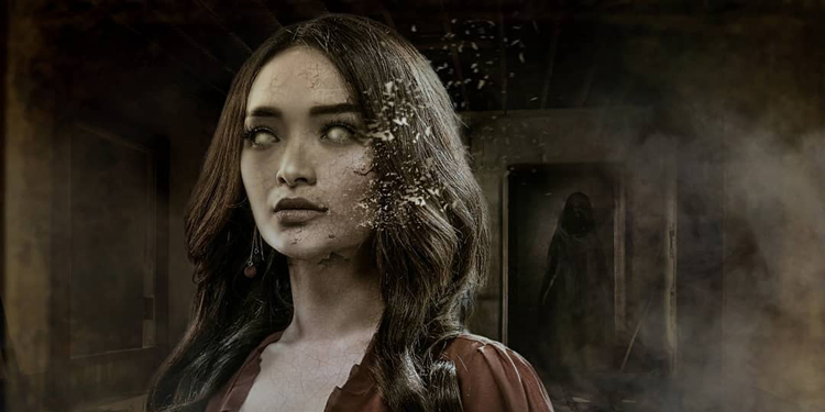 Penakut, Zaskia Gotik Nekat Main Film 'Arwah Tumbal Nyai'