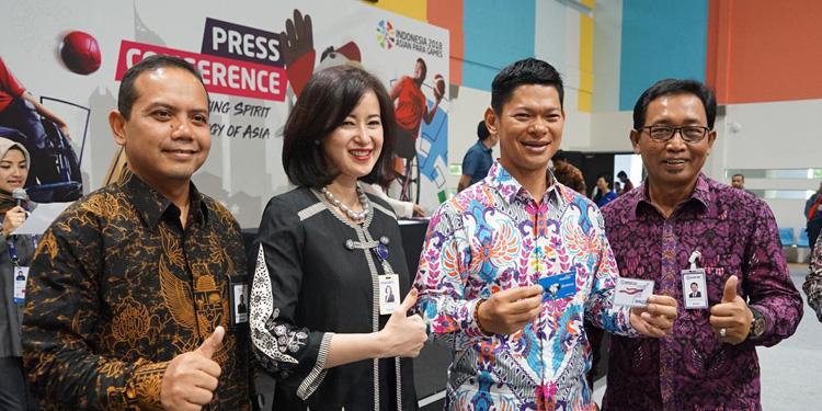BRI Dukung Penuh Asian Para Games 2018