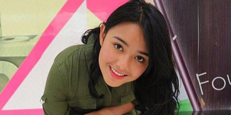 Amanda Manopo Jalani Upacara Ritual untuk Syuting Film 'Leak' di Bali