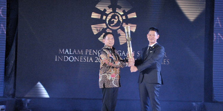 INAPGOC Beri Penghargaan pada Para Sponsor Asian Para Games 2018