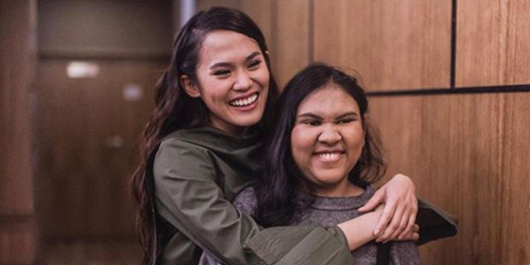 'Dream High', Sheryl Sheinafia Ajak Kaum  Disabilitas tak Takut Bermimpi