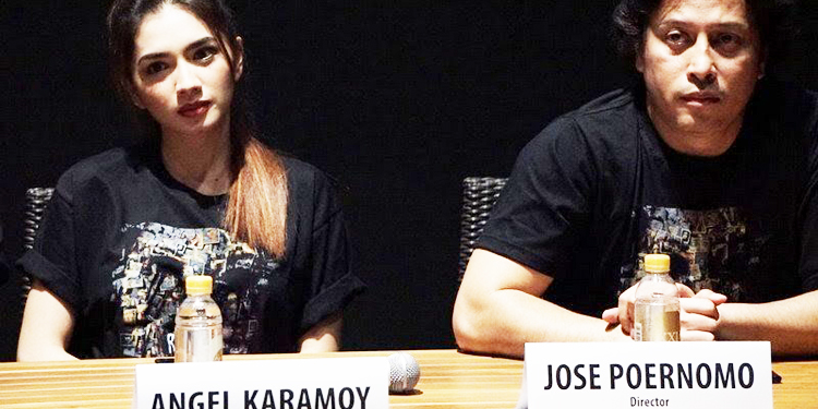 Jose Poernomo Buat Film Horor 'Reva' – Horor di Siang Hari