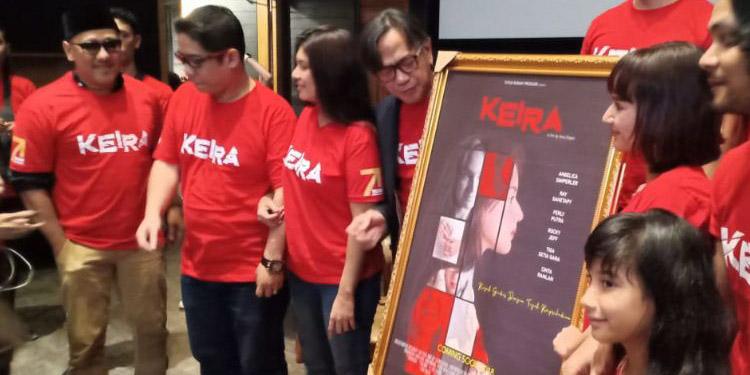 Keira, Film Psiko Thriller yang Ambil Lokasi di Lampung