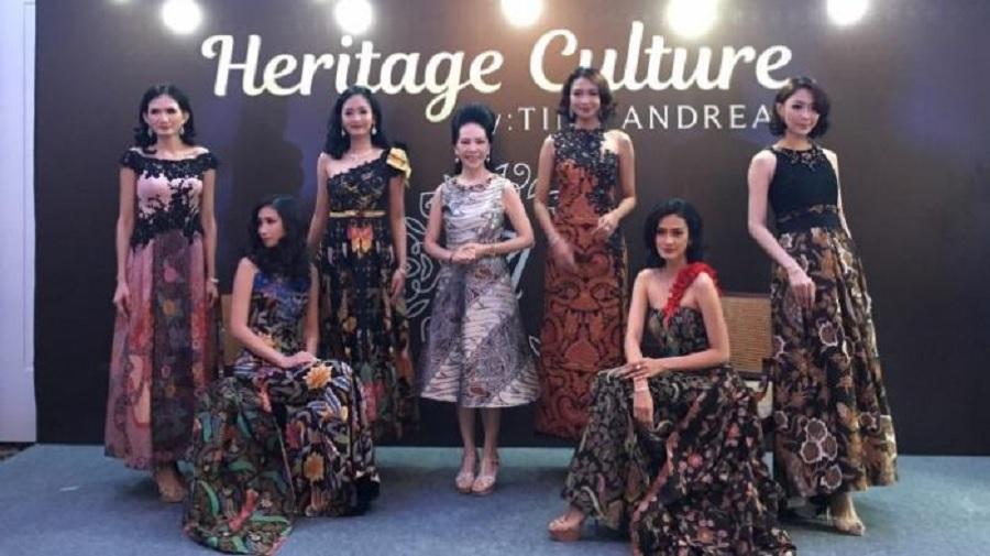 Batik Day, Mengantar Busana Heritage Menjadi Keseharian