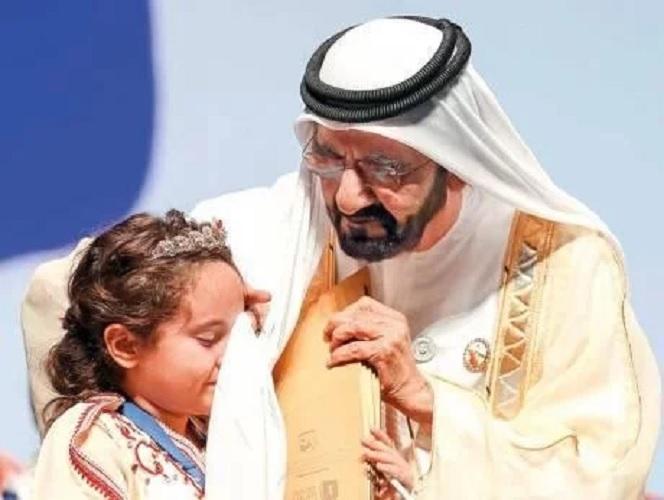 Gadis 9 Tahun Ini Mendadak Jadi Miliader