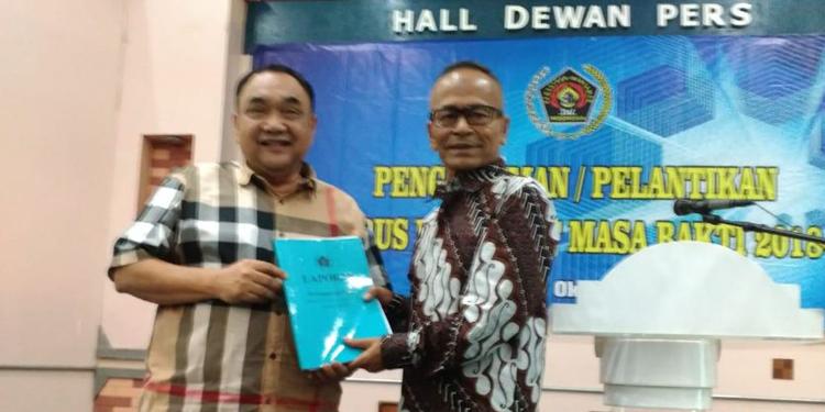 Ketua PWI Minta Siwo Pusat Lebih Aktif Cermati Prestasi Olah Raga
