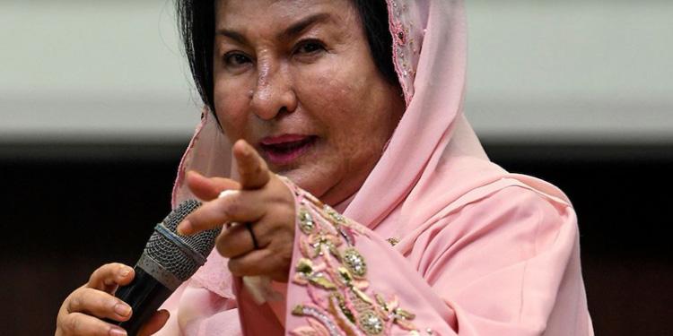 Wajah Rosmah yang Lebih Dibahas