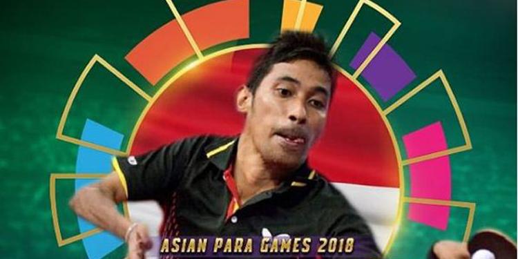 Sorak-sorai di Ancol, David Jocobs Raih Emas untuk Indonesia