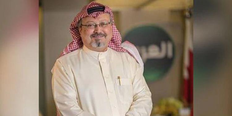 Khashoggi sampai di Twitter Qahtani