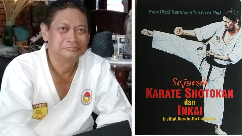Hermawan Sulistyo, Penulis Sejarah Shotokan dan Inkai