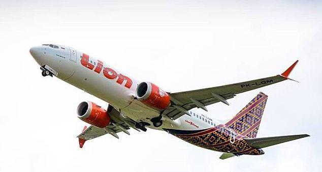 Ilustrasi Lion Air–foto istimewa