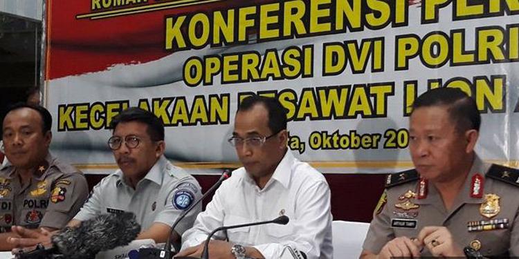Menhub: Sanksi Lion Air Tunggu Penyelidikan KNKT