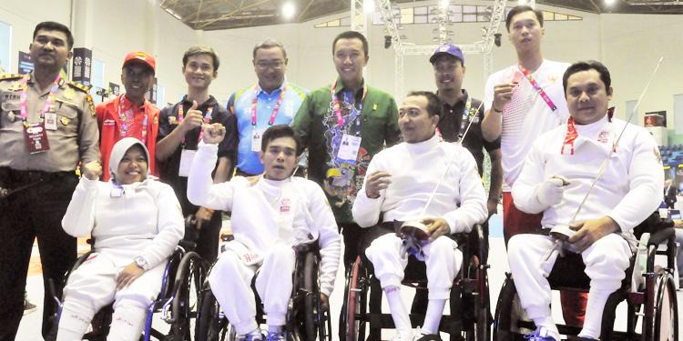 Menpora Imam Nahrawi: Bonus Peraih Medali Asian Para Games Segera Cair!