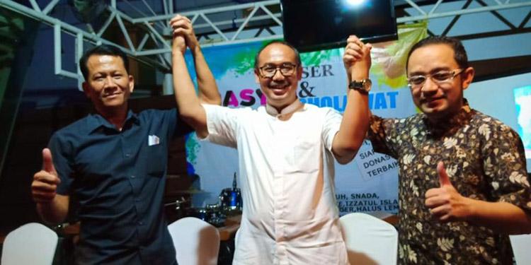 Konser Nasyid dan Sholawat untuk Kerukunan Bangsa dan Gempa Sulteng